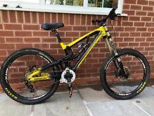 Saracen Myst Pro Downhill Mountain Bike Full Suspension