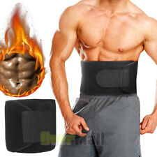 Sport Waist Trainer Weight Loss Women Men Sweat Thermo Wrap Body Shaper Belt Gym