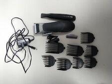 Remington hair trimmer set used