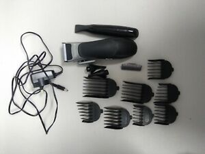 Remington hair trimmer set used