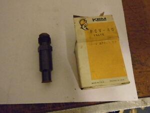 1961 1962 1963 1964 ford falcon comet ford truck mercury   pcv valve