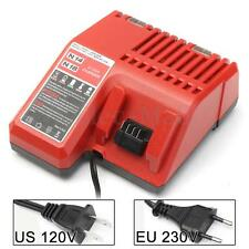 M18 Lithium Li-ion Battery Charger Replacement For Milwaukee B4 18V Power Tool