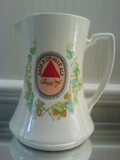 WADE Reproduction of Bass  & Co's PALE ALE Water Jug Circa 1910 by Minton