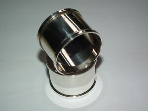 V High Quality Matching Pair Of Tactile Deco 1931 Sterling Silver Napkin Rings