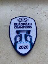 patch toppa europei Euro vincente 2020 Italia  europa Calcio Londra Inghilterra