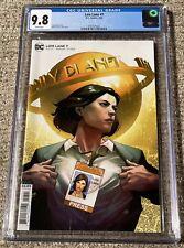 Lois Lane #7 – DC Comics 2020 – CGC 9.8 NM/MT