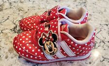 Adidas Minnie Mouse Shoes Size 9
