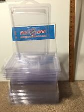 ProTech Star Case Action Figure Clear Protector For Star Wars Gi joe Lot Of 10
