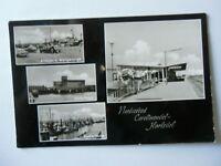 Ansichtskarte Carolinensiel-Harlesiel Anleger Wangeroge Schöpfwerk (Nr.652)