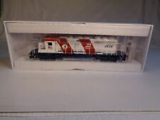 "HO Athearn SD40-2 w/81"" Nose Burlington Northern Bicentennial Diesel Loco #1876"