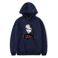 XXXTentacion Hoodie Mens Black W/ Sweatshirt Plus Size Bad Vibes Forever Rapper