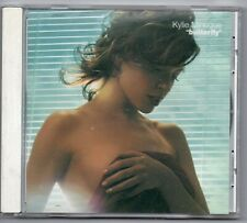 "KYLIE MINOGUE RARE CD 5 VERSIONS "" BUTTERFLY """