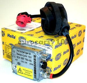 BMW Hella High Intensity Discharge Lighting Ballast 5DV007760-651 63128387114