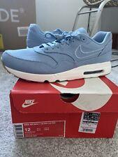 Nike Air Max 1 Ultra 2.0 Textile Blue UK11