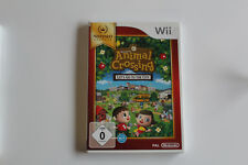 Nintendo Wii Wii U Spiel Animal Crossing: Let's Go to the City