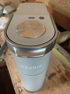 Keurig K-Mini Single Serve K-Cup Pod Coffee Maker - Studio Gray