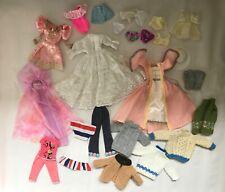 VINTAGE SINDY/BARBIE DRESSES/CLOTHES BUNDLE1978 SINDY 'UNDIE WORLD' (REF 44268)