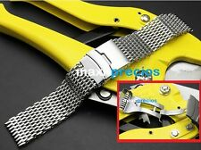 MILANESE SHARK MESH Correa Acero Inoxydable Stainless steel Band 24mm 24 mm