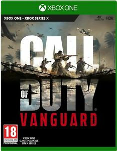 Call of Duty: Vanguard (Xbox One) Pre Order Out 5th Nov Brand New & Sealed