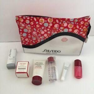 Shiseido Benefiance Travel Size Set With Bag - New