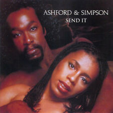 Ashford & Simpson  -  Send It   remastered cd  + bonustracks