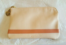 Chloe Parfum Cosmetic Bag Pouch Brand New Blush Love Story