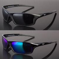 Men's Polarized Sunglasses Driving Pilot UV400 Fishing Eyewear Sport Glasses