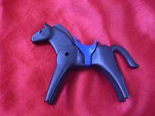 1974 Playmobil Black Horse