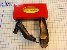 "TALBOT'S - ""Granted3"" - #30478556 - Bittersweet Brown  - Size 9 1/2 - EUC"