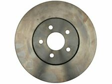 For 1989-1993 Chrysler Daytona Brake Rotor Front AC Delco 32893QY 1990 1991 1992