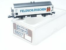 "8607 Marklin Z-Scale ""Feldschlosschen"" Db Bier Cerveza Reefer Coche"