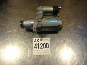 2.5L Starter for 12-16 Toyota Camry