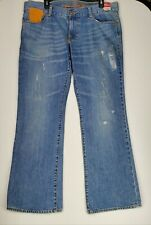 Old Navy Womens size 18 Special Edition Denim Jeans  Boot Cut Low Waist Stretch