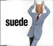 SUEDE ANIMAL NITRATE CD SINGLE 1993 ORIGINAL