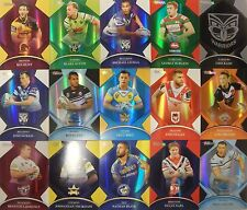 NRL 2016 Traders Parallel Bunde Insert P  (56) card lot of Players 1 of each