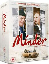 Minder - Complete Series 1-7 DVD [20 Discs] Box Set NEW & SEALED