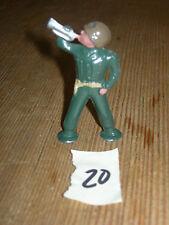 ca 1960'S BARCLAY DIMESTORE LEAD TOY SOLDIER ~ BUGLER #20