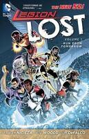 Legion Lost Vol. 1: Run From Tomorrow [The New 52]  VeryGood