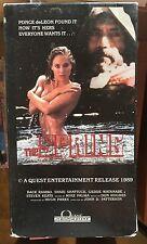 The Spring (VHS) Super-rare 1989 erotic thriller stars Dack Rambo, Steven Keats