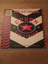 "Crush Collision: Age Of Chance: Kiss/Disco Inferno 12"" Single -Great Condition!"