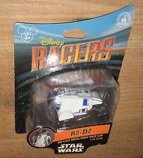 Nuevo Disney Store Racers Star Wars R2-D2 COCHE DIECAST como Hot Wheels 1:64