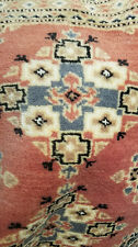 Persian Pakistan Hand Woven Rug Natural Dyes Tribal (Family) 5.5ft x 3ft