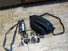 Sony CCD-TRV138 Handycam Hi-8 Video8 Cassette Tape Night Shot Camcorder w/ Bag