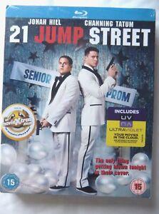 67777 Blu-ray - 21 Jump Street [NEW / SEALED]  2012  SBR71642UV