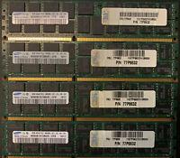 RAM  - IBM 77P8632 M393B1K73BHR-CF8 8GB 4Rx8 PC3-8500R ECC Samsung Server Memory