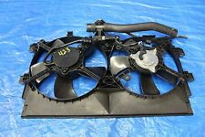 2014 15 MITSUBISHI LANCER RALLIART OEM RADIATOR COOLING FANS ASSY CY4A SST #423