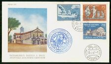 Mayfairstamps VATICAN CITY FDC 1961 COVER POPE PAUL VISIT COMBO wwi97029
