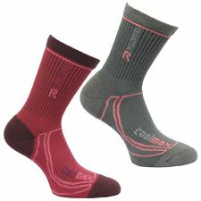 Regatta 2 Season Coolmax Womens Trek and Trail Socks