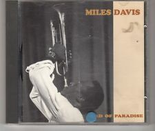 (HH490) Miles Davis, Bird of Paradise - 1995 CD