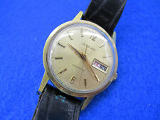 Rare Jubilee Automatic Certified 40953 Wrist Watch - WR SR Anti-Magnetic